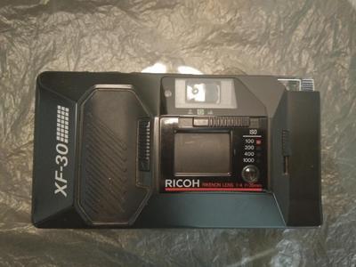 理光 XF30胶片相机