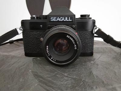 海鸥胶片相机