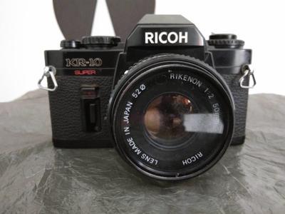 理光KR10  胶片相机