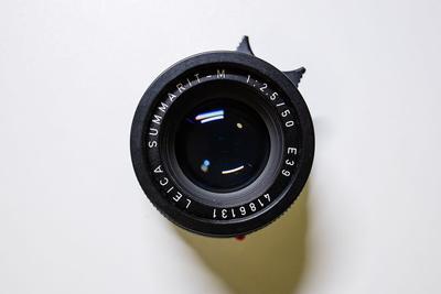 Leica Summarit-M 50 mm f/2.5