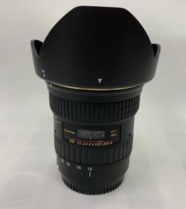 Tokina/图丽 12-24mm F4 PRO DX Ⅱ 二代超广角镜头 佳能口