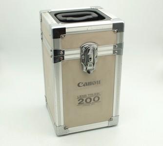 Canon 佳能 空气切割机 EF 200mm/F 1.8L 美品 带铝箱