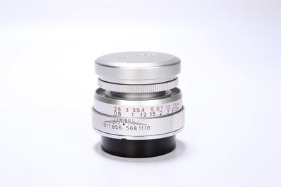 95新二手柯尼卡KONICA 50/2.4 螺口定焦镜头回收0842