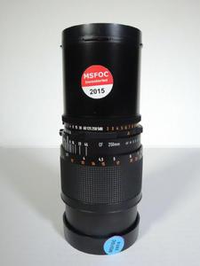 哈苏SA 250 CF镜头 NASA镜头