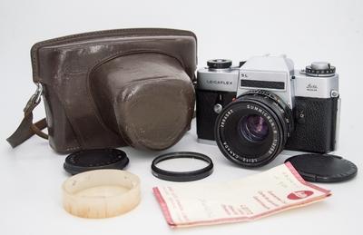 德国徕卡Leicaflex SL 胶片单反相机套机