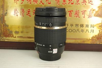 97新 佳能口 腾龙 18-270 F3.5-6.3 VC B003 镜头防抖一镜走天下