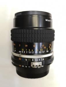 尼康微距Nikon Ais 55mm f2.8 Macro
