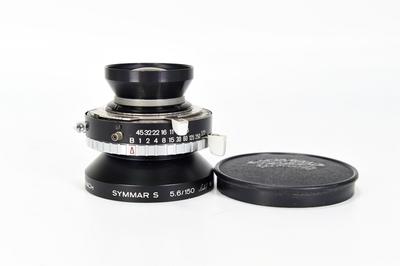 93新施耐德150/5.6 SYMMAR S大画幅座机镜头4X5用林选版本934393