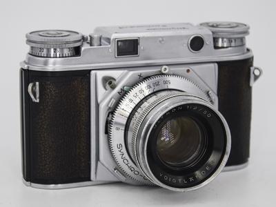 德国福伦达至尊Prominent 135胶片旁轴相机