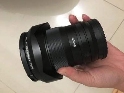老蛙(LAOWA)FE 15mm F2 微单摄影镜头