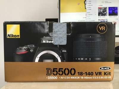 尼康 D5500 95新