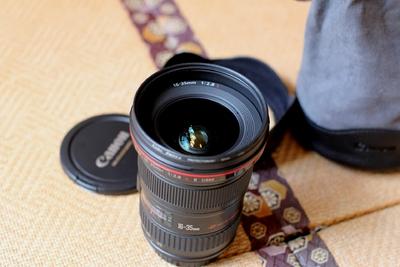 佳能 EF 16-35mm f/2.8L II USM 个人 自用镜头