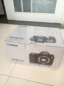佳能 6D自用一手全画幅入门相机成色好快门少