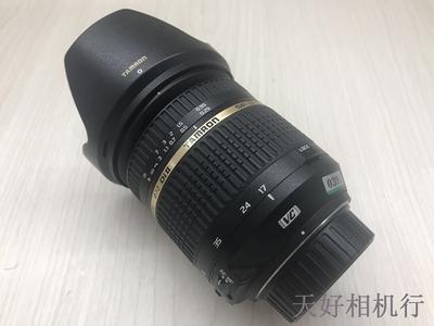 《天津天好》相机行 99新 腾龙17-50/2.8 XR VC DiII 尼康口