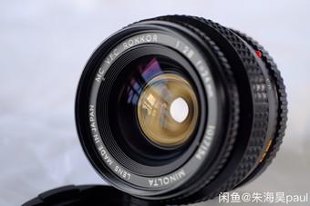 美能达 vfc 24mm f2.8 真天星