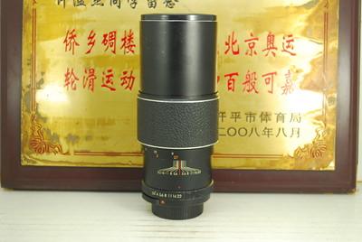 M42口 HANIMAR 200mm F3.5 手动单反镜头 定焦长焦远摄