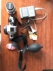 奥林巴斯 E-M5 +14镜头+45镜头