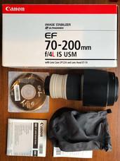 佳能 EF 70-200mm f/4L IS US