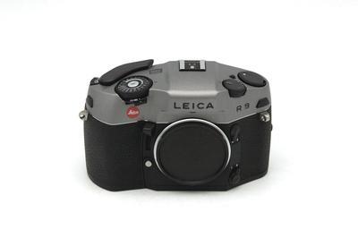 徕卡 Leica  R9 单反R系列最终型 钢灰色 美品