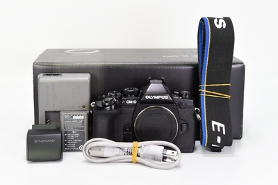 95新二手奥林巴斯E-M1 微单数码相机 EM1单电相机回收316028