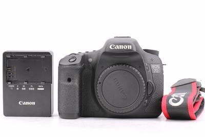 95新二手 Canon佳能 7D 单机 中端单反相机 227168