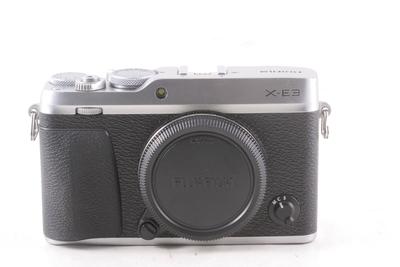 98/富士 X-E3 微单 微型单电相机 ( 成色极新 )