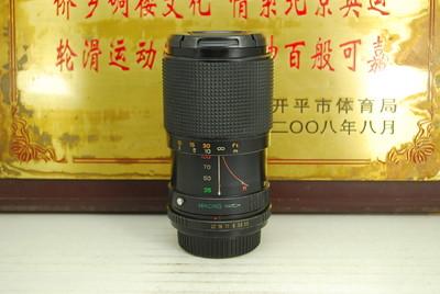 PK口 CIMKO 35-100 F3.5-4.3 MT Series MC Macro 手动单反镜头