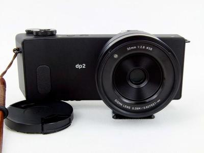 华瑞摄影器材-适马 DP2 Quattro