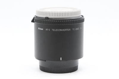 95新二手 Nikon尼康 TC-20E II 2x 二代 增距镜回收414322