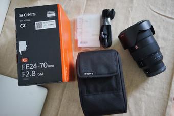 索尼FE 24-70mm f/2.8 GM 9.9