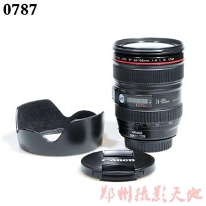 佳能 EF 24-105mm f/4L IS USM 经典红圈镜头 0787