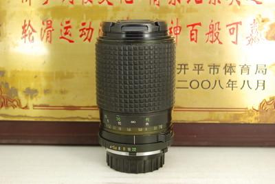 MD口 海鸥 70-210 F4-5.6 MACRO 手动单反镜头 中长角户外人像