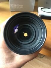 腾龙 SP 24-70mm f/2.8 Di VC