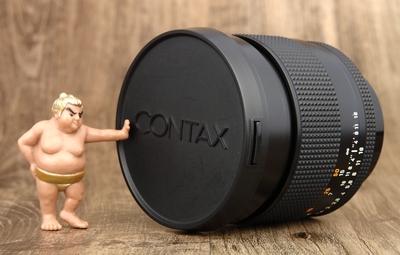 CONTAX 85 1.4 AEG 美品
