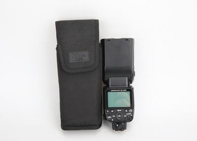 95新二手Nikon尼康 SB-5000 单反闪光灯 回收023774