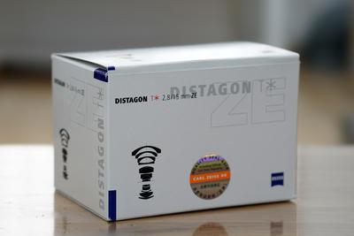 卡尔·蔡司 Distagon T* 15mm f/2.8 ZE
