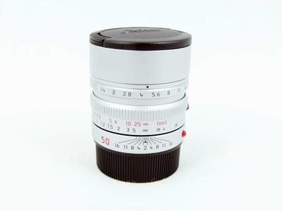 华瑞摄影器材-徕卡Leica Summilux-M 50/1.4 ASPH 银色