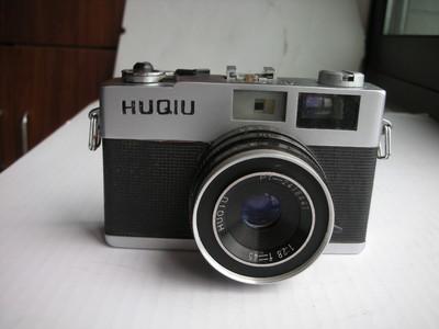 很新虎丘351旁轴相机,有刻印的中文虎丘字样,收藏使用上品