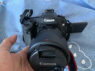 佳能 80D(价格为套机+三代小痰盂+机身硅胶套+瑞玛相机包)