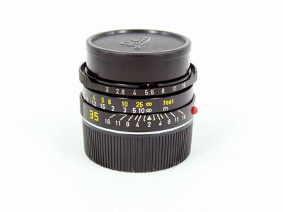 华瑞摄影器材-徕卡Leica Summicron-M 35/2  加产七枚玉