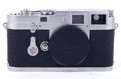 徕卡 M3 银色双拨机身 700号段最早期1954年#33851