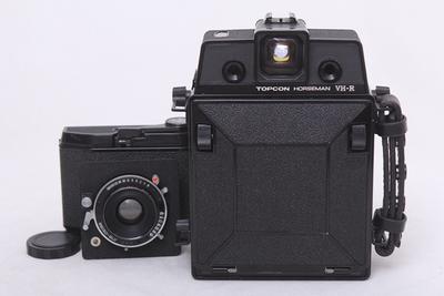 骑士HORSEMAN VH R +90/5.6+8EXP/120背 6x9双轨相机套机