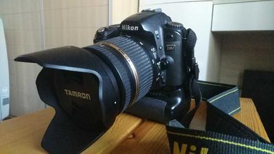 尼康 D80+腾龙 SP AF 17-50mm f/2.8 XR Di II VC(B005)