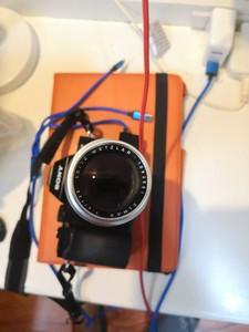 Leitz Wetzlar Elmar 135 mm f/ 4