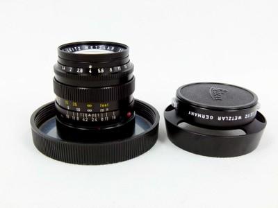 华瑞摄影器材-徕卡Leica Summilux-M 50/1.4 E43 二代