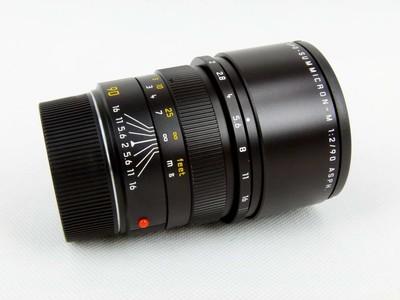 华瑞摄影器材-徕卡Leica APO-Summicron-M 90/2 Asph
