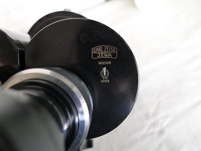 黑蔡立体显微镜 德国 ZEISS  JENA   50年代生产