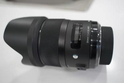 适马 35mm f/1.4 DG HSM Art
