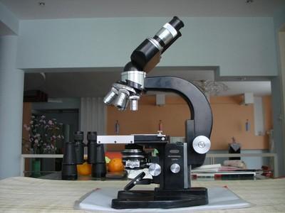 美欧普塔( meopta )显微镜50年代生产