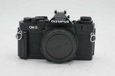 奥林巴斯OM3 OM-3 极美品收藏好成色